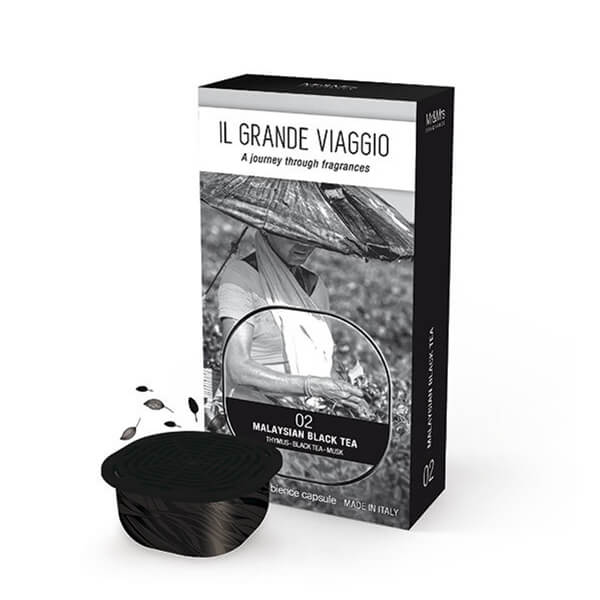 01 Малазийский черный чай